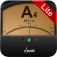 楽器チューナー Lite by plusadd(ギター、ヴァイオリン、トランペット、チェロ)